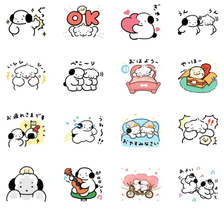 ココモとスモア × HOP