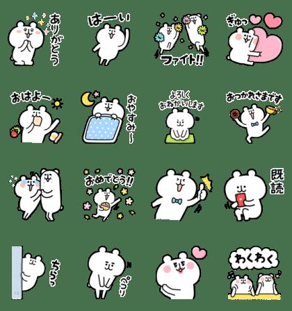 ゆるくま × NTTドコモ